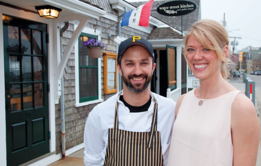 Putting Woods Hole On The Culinary Map Edible Cape Cod