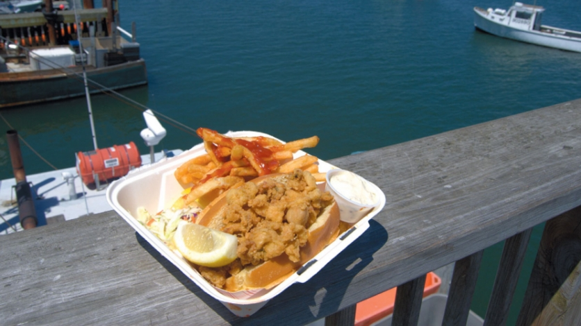 Whole Belly Fried Clam