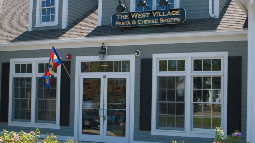 Fromage à Trois: The West Village Pasta and Cheese Shoppe