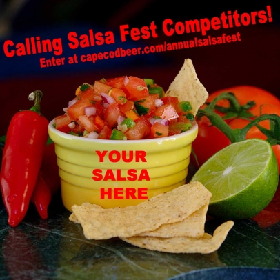 Cape Cod Beer 5th Annual Salsa Fest & Competition