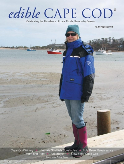 Our Spring 2018 Issue | Edible Cape Cod