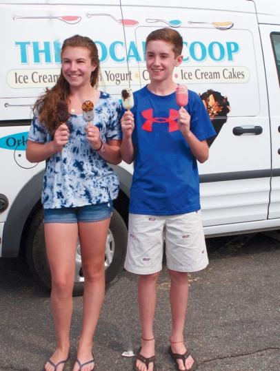 Cape Cod Pops