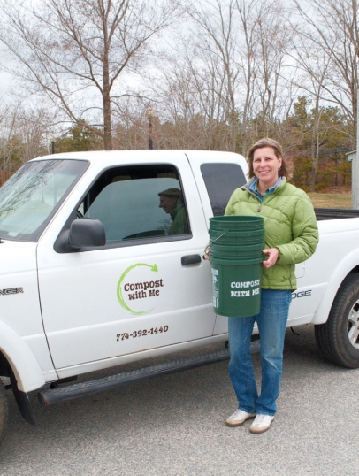 Mary Rather of Compost With Me