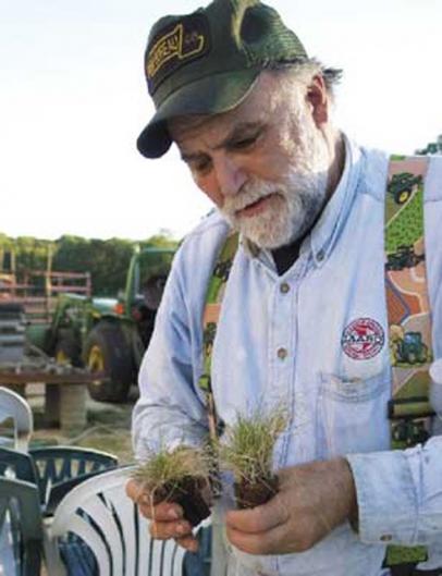 Leo Cakounes cranberry farmer