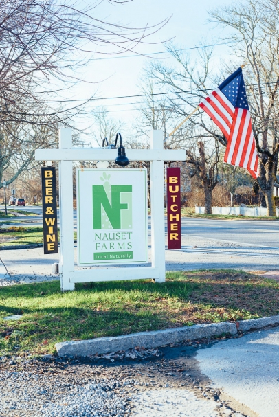 Nauset Farms has grown from a little market to a bustling center for their beachside community of East Orleans