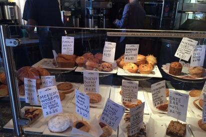 Cafe Chew offers a variety of baked delights, all made in house and perfect for a pick me up at any time of the day.