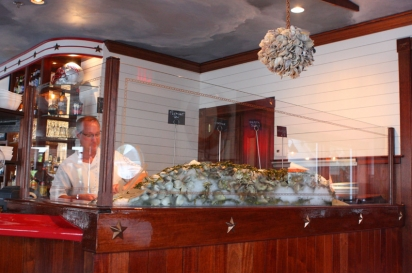 Chatham Raw Bar, overlooking Oyster Pond, where Chatham Oysters are harvested, is the perfect setting for enjoying fresh, local shellfish