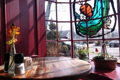 The Pickle Jar restaurant in Falmouth, MA