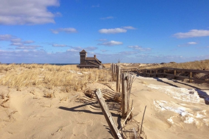 Race Point Beach and a stroll to the scenic lighthouse