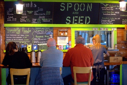 Spoon and Seed serves locally sourced breakfast and brunch in Barnstable, MA