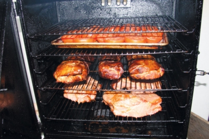 The Smoker at Spoon and Seed