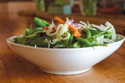 Sunbird Kitchen Salad