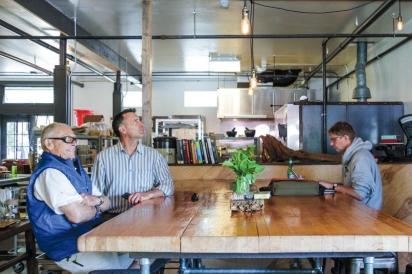 Sunbird Kitchen interior