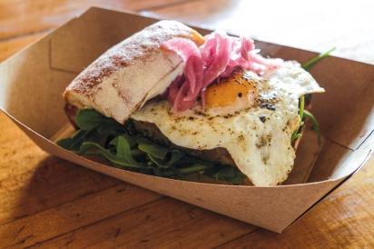 Sunbird Kitchen Sandwich