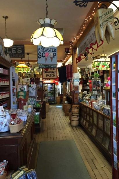 Brewster Scoops @ Brewster Store