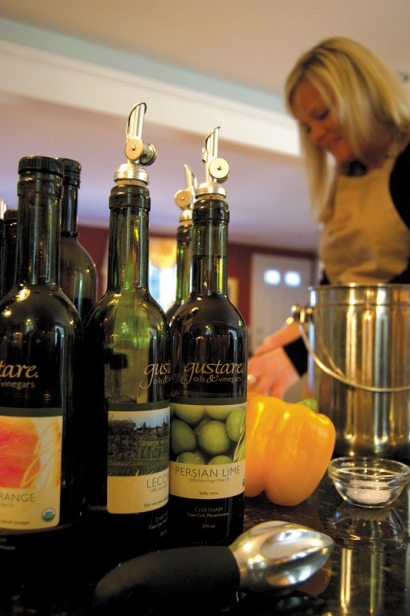 Gustare Oils and Vinegars sells some of the world's most well-respected artisanal producers.