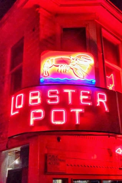 The Lobster Pot in Provincetown, MA