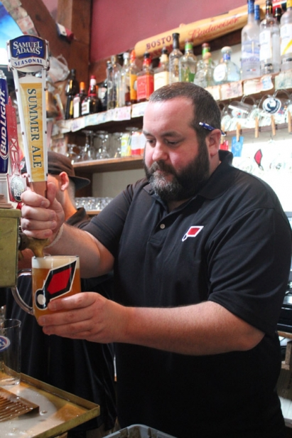 With a wide selection of beers on tap, including some of the Cape-made brews, you're sure to see some local color at The Red Nun.