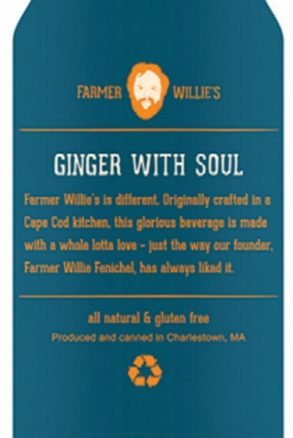 Farmer Willie's Alcoholic Ginger Ale