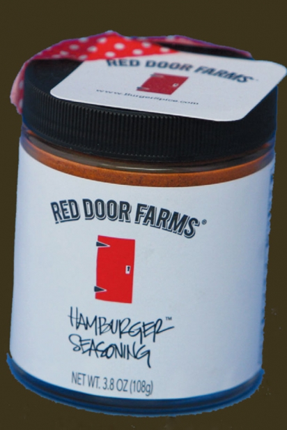 Red Door Farms Hamburger Seasoning