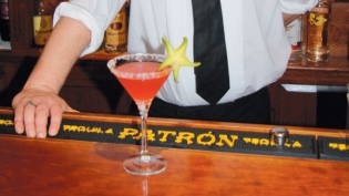 Stargazer Martini